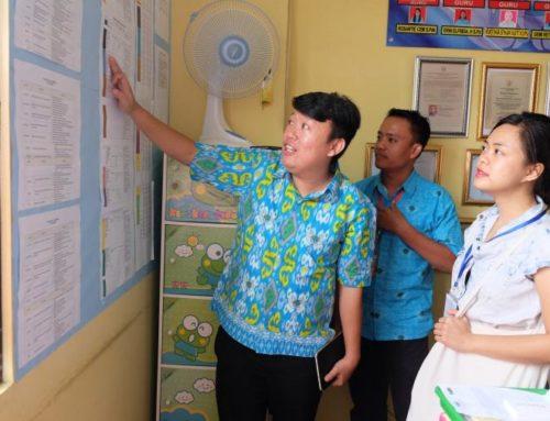 Field visit to PAUD SuryaKasih at Rusun Komarudin, Cakung