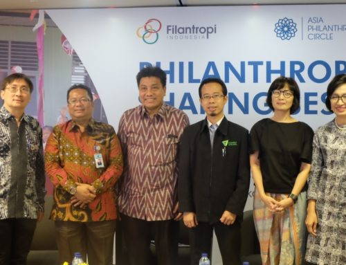 APC x Filantropi Indonesia – A joint event to disseminate the Education Giving Guide to more education actors in Indonesia