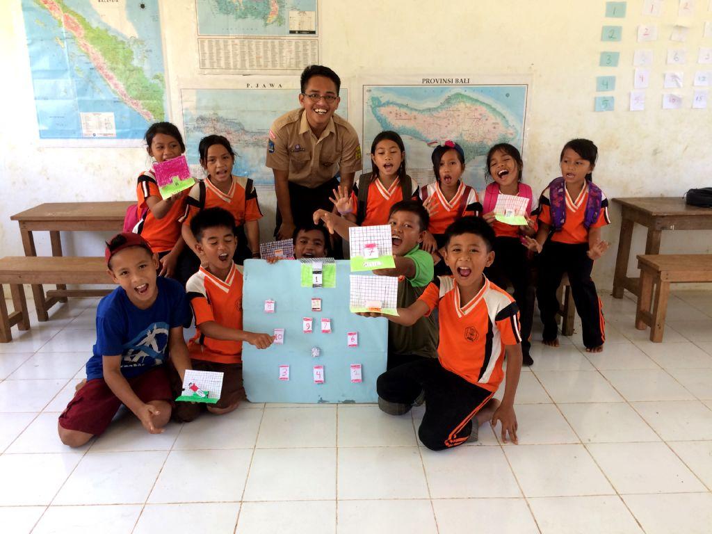 Maket Lapangan Sepak Bola Asia Philanthropy Circle