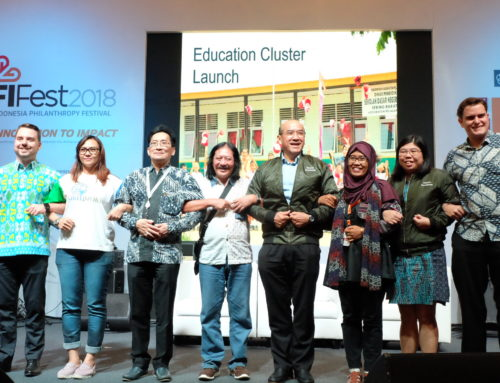 Education Giving Guide partners Filantropi Indonesia's Education Cluster