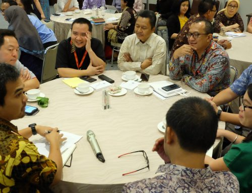 Roundtable on School Leadership: Exploring Ideas for INSPIRASI
